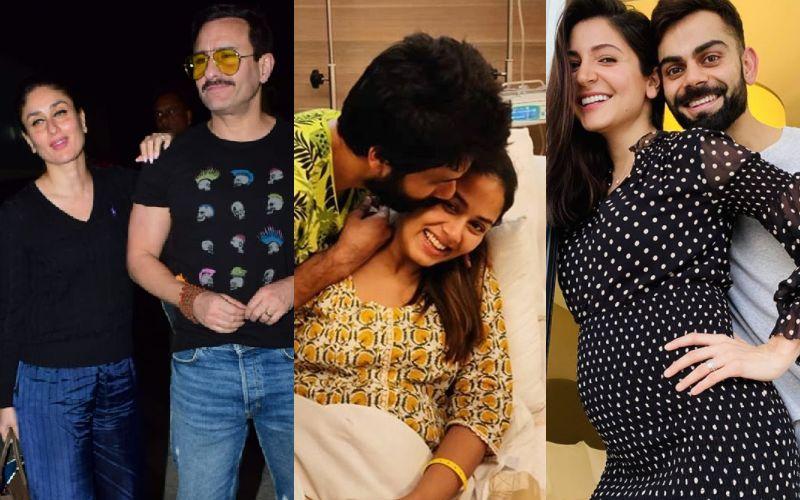 Kareena Kapoor Khan, Anushka Sharma, Mira Rajput, Neha Dhupia And More: How And When The Stars Dropped The Bomb And Announced Pregnancy