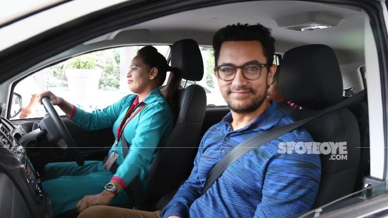 Laal Singh Chadha: Aamir Khan Reaches Ladakh Post COVID-19 Recovery; To Shoot War Sequences For The Film - VISUALS INSIDE