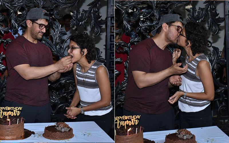 पत्नी किरन राव के साथ आमिर खान ने मनाया 54वां जन्मदिन, देखिए तस्वीरें