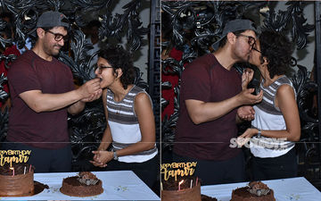 Aamir Khan Rings In His 54th Birthday With Wifey Kiran Rao
