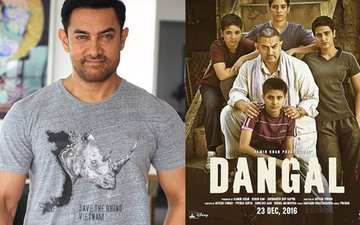 Aamir Khan's Dangal Trailer Will Release On October 20