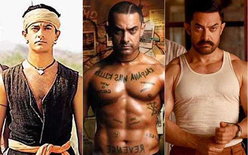 Aamir Khan Birthday: 5 Times The Superstar Underwent Physical Transformation For His Films And Nailed It