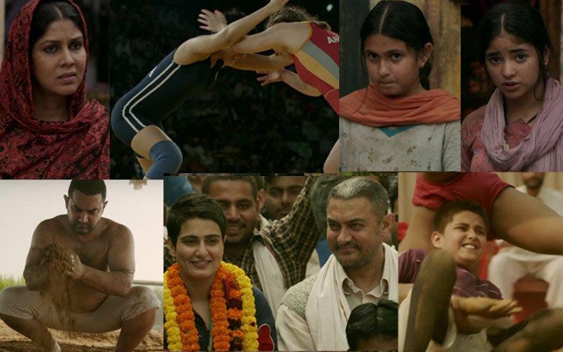 TRAILER REVIEW: Aamir Khan's Dangal Trailer Is An Outright Winner!