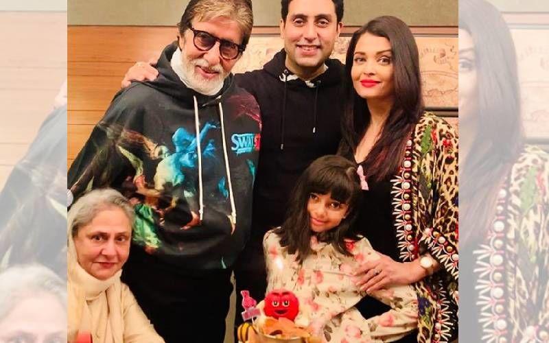 Aishwarya Rai Bachchan And Aaradhya Bachchan Discharged From Nanavati Hospital; Amitabh Bachchan Says He Could Not Hold Back His Tears