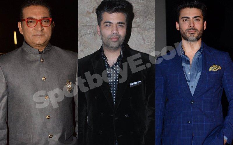 Abhijeet Links Karan Johar To Fawad Khan, Calls Him Mrs Karan Johar Khan!