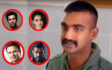 #WelcomeBackAbhinandan: Bollywood Waits With Bated Breath For IAF Pilot's Return To His Homeland
