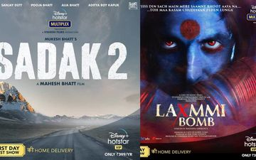 Cinema Owners Disappointed Over Films Laxxmi Bomb, Bhuj, The Big Bull, Sadak 2, Lootcase Releasing On Disney+ Hotstar, 'Have Patience To Hold Content For Big Screen'
