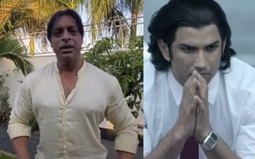 Pakistani Cricketer Shoaib Akhtar Regrets Not Conversing With Sushant Singh Rajput About Life, 'He Did Not Look Very Confident To Me'