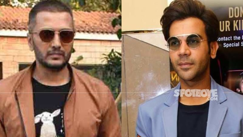 Filmfare Awards 2021: Riteish Deshmukh Shares Fun BTS Video Praising For Co-Host Rajkummar Rao; 'There Is Nothing This Man Can't Do'
