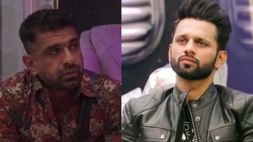 Bigg Boss 14: Rahul Vaidya Is Insecure Of His Masculinity, Is Becoming Aly Junior, Says Eijaz Khan