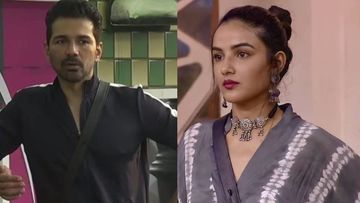 Bigg Boss 14: Jasmin Bhasin Termed As Sore Loser After She Fights And Loses To Abhinav Shukla In Shark Task