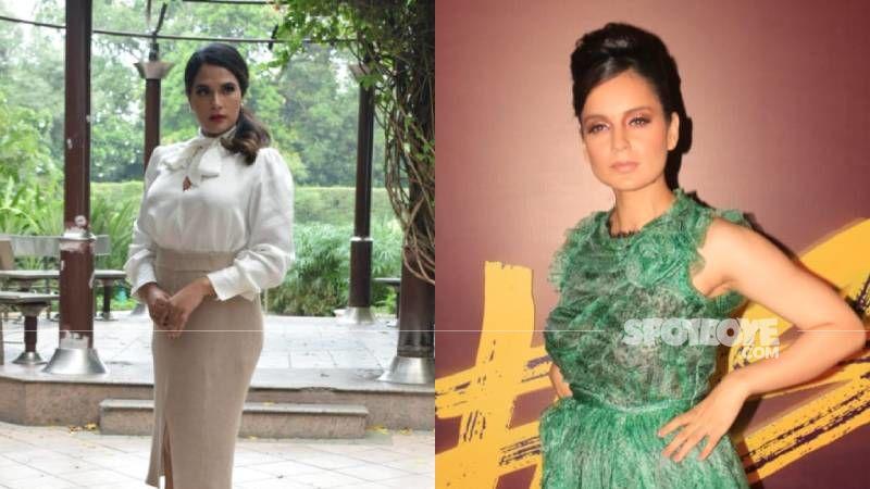 Did Richa Chadha Take An Indirect Sarcastic Dig At Kangana Ranaut With Her Latest 'BIKAU' Tweet?