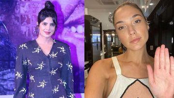 Priyanka Chopra Is Awestruck By Gal Gadot's Wonder Woman 1984 Avatar; So Are We