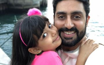 Abhishek Bachchan Shares About Self-Imposed 'No Intimate Scene' Policy; Says 'Won't Do Anything That Would Make My Daughter Uncomfortable'