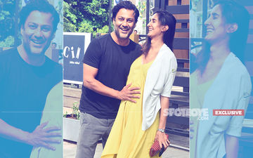 Pics: Kedarnath Director Gattu's Lunch Date With Glowing & Pregnant Wife Pragya