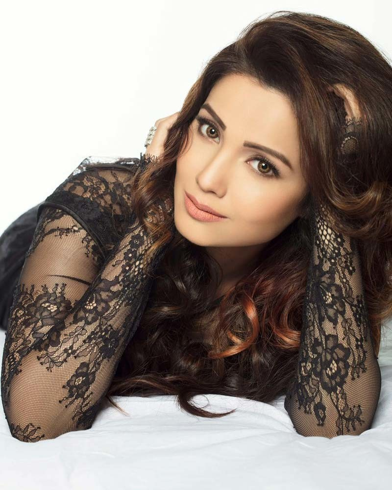Adaa Khan Poses For A Photoshoot