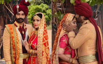 Adaa Khan Weds Arhaan Behll- Pictures From Vish Ya Amrit: Sitaara