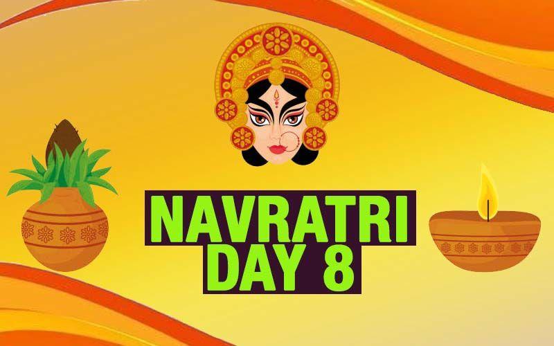 Navratri 2020: Day 8 Colour, Significance, Goddess Maha Gauri Puja Vidhi, Mantra and Shubh Muhurat