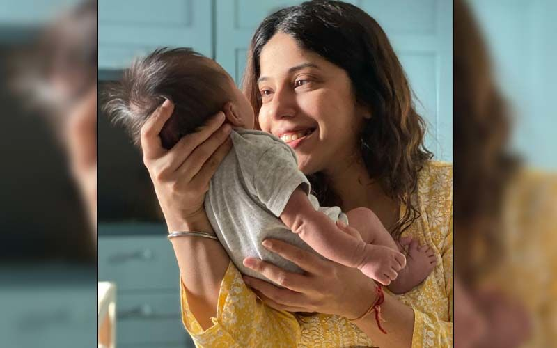 Aditi Malik Opens Up On Giving Birth To Her Baby Boy Ekbir Through C-Section; Says 'As A Mother The Best Gift I Have Is My Instinct'