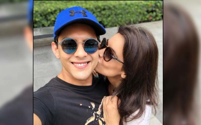 Aditya Narayan Says He Is 'Missing His Baby' As Wife Shweta Agarwal Plants A Kiss On His Cheek In Romantic Throwback Picture