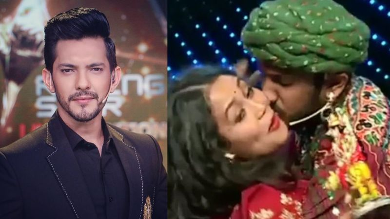 Indian Idol 11: After A Contestant Forcefully Kissed Neha Kakkar, Co-Host Aditya Narayan Reveals, 'The Guy Has A Tattoo Of Neha'