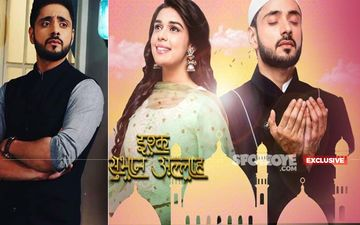 Adnan Khan QUITS Ishq Subhan Allah; Actor Is Spending Last Few Days On The Sets- EXCLUSIVE