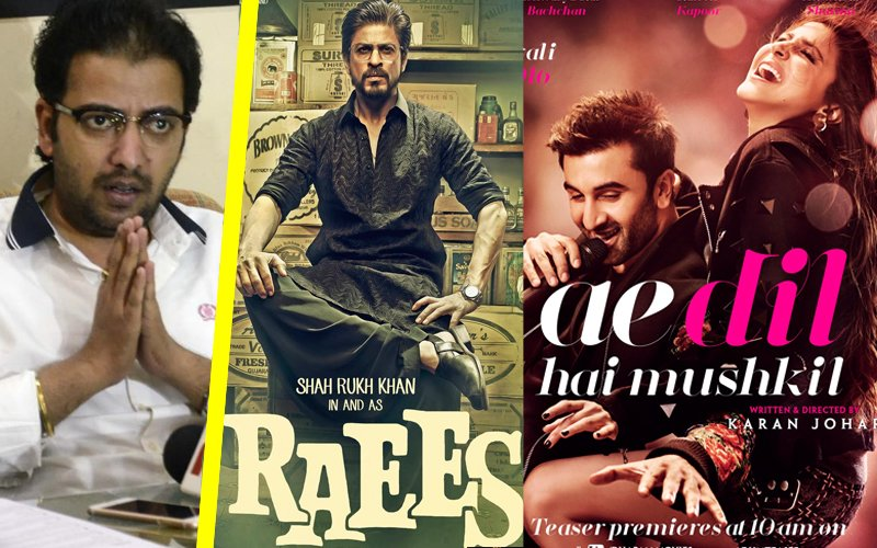 Ae Dil Hai Mushkil & Raees' Fate To Be Decided On October 9