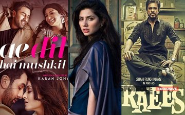 Will The Fate Of Ae Dil Hai Mushkil Decide Whether Mahira Khan Stays In Raees?