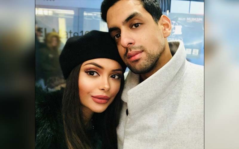 Harry Potter's Afshan Azad AKA Padma Patil Announces Pregnancy; Posts An Adorable Picture Cradling Her Baby Bump With Hubby Nabil Kazi