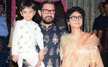 After Bachchan's it's the Khan's – Aamir Khan's Diwali bash