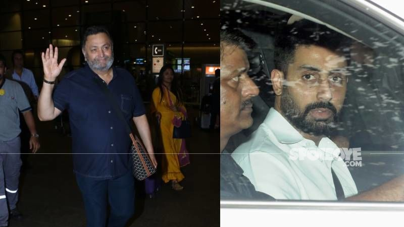 Rishi Kapoor Was Not Okay With Abhishek Bachchan's Character Dying In Delhi 6; AB Recalls The Senior Actor Threw A Tantrum For The Same