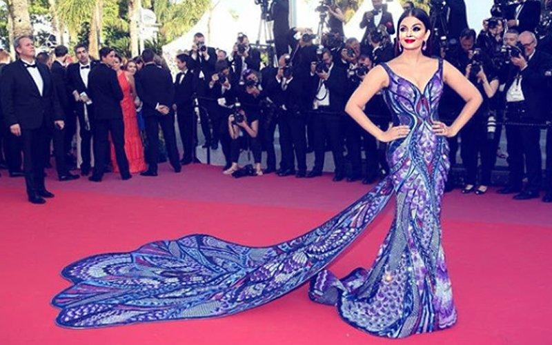 Cannes 2018: Aishwarya Rai Makes Heads Turn In A Dramatic Gown