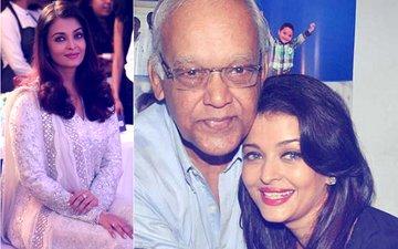 Aishwarya Rai Bachchan Gets Emotional While Speaking About Her Late Father Krishna Raj Rai
