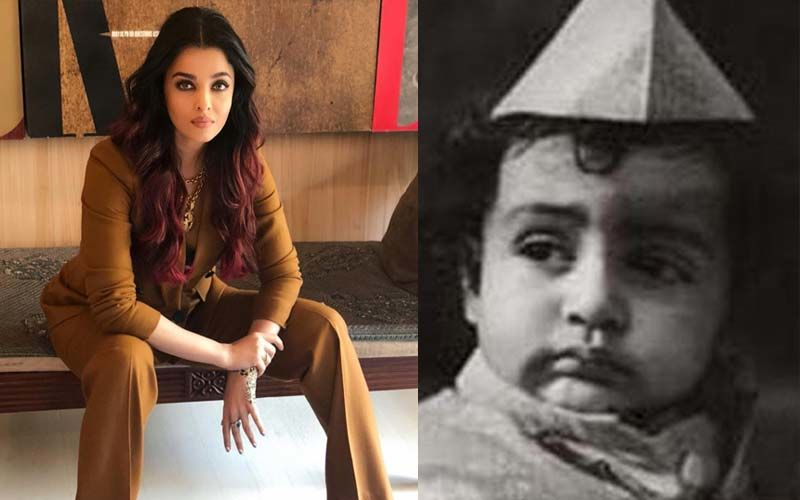 Aishwarya Rai Showers Love On This Baby With This Picture, Pehchaan Kaun!