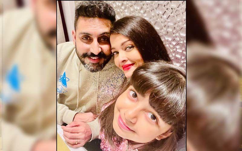 Aishwarya Rai Bachchan Gives A Sneak Peek Into Her 'Virtual Wedding Anniversary Celebration' With Abhishek Bachchan Featuring Daughter Aaradhya
