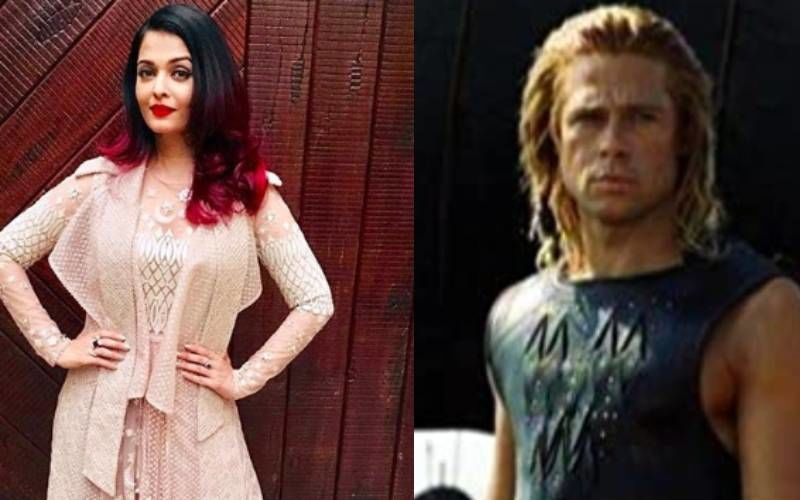 Brad Pitt Once Revealed That He Would Like To Work With Aishwarya Rai Bachchan; Recalled Missing The Opportunity As She Declined Troy