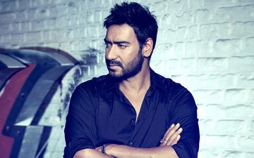 Ajay Devgn Diagnosed With Tennis Elbow