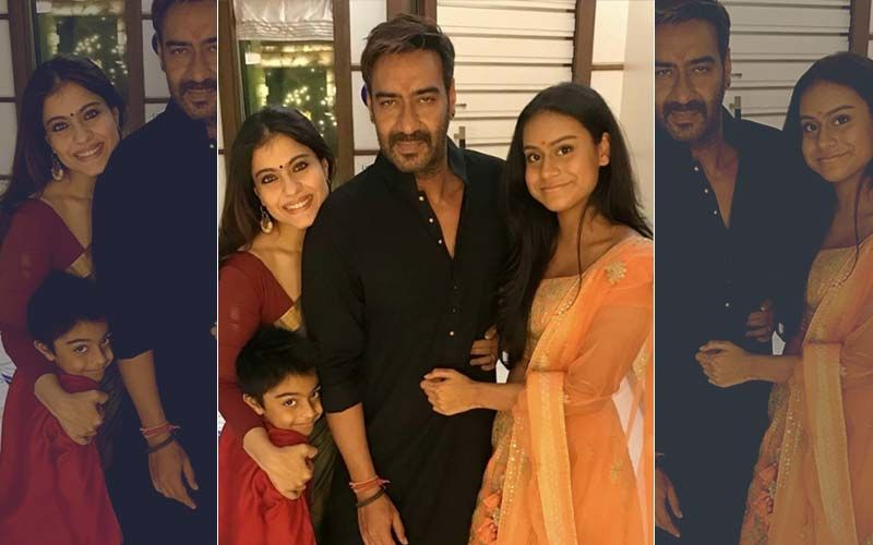 "Ajay Devgn Blasts Trolls Attacking His Daughter Nysa: ""Judge Me, Not My Kids"""