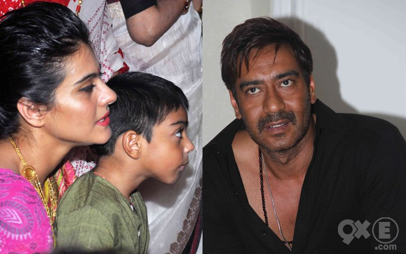 Ajay Devgn Takes Family On A Holiday