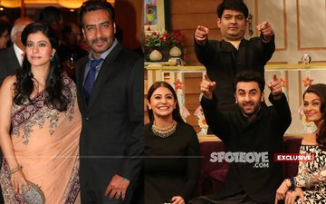 Kajol Joins Ajay To Counter Aishwarya-Ranbir-Anushka Star Power