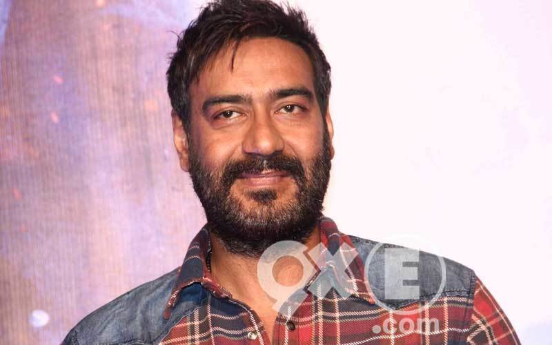 'how Can An Actor Ignore The Box Office?' : Ajay Devgn