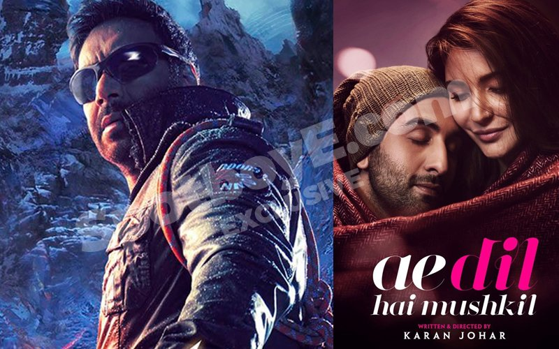 Ajay Devgn: I Am Not Tense About Shivaay's Box-Office Clash With Ae Dil Hai Mushkil