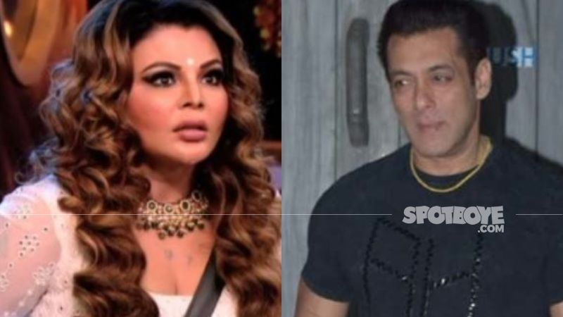 Rakhi Sawant Sobs Hard Thanking Salman Khan And Sohail Khan For Saving Her Mother's Life; 'Apne Bacha Liya' - WATCH