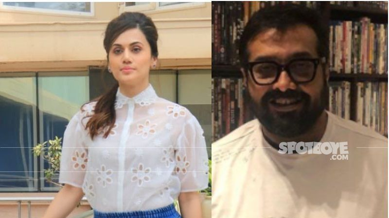 Post Raids At Taapsee Pannu, Anurag Kashyap's Properties, Income Tax Department Issues An Official Statement That Reads Discrepancy Of Around Rs 300 Cr- Report