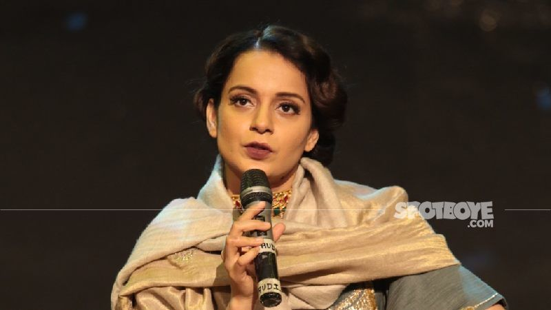 Kangana Ranaut Slams Taapsee, Anurag Kashyap And Kwan Agency After Income Tax's Investigation Reveals Discrepancies; Talks About #MeToo Allegations