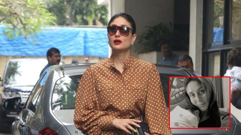 Kareena Kapoor Khan Shares Newborn Baby's FIRST EVER Picture On International Women's Day 2021; Our Day Is Made