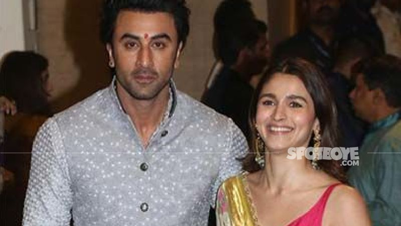 Alia Bhatt Dresses Up As A Stunning Bride In A New Ad; Fans Can't Wait To See Her As Ranbir Kapoor's Bride