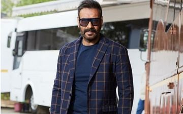 Maidaan: Ajay Devgn Wraps The Mumbai Schedule Of This Sports Drama