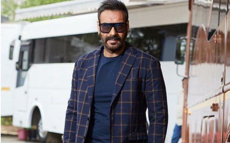 Maidaan: Ajay Devgn Wraps The Mumbai Schedule Of This Sports Drama