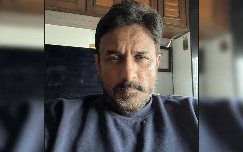 Ajinkkya Deo Trains Hard With Pushups Preparing For Bajiprabhu Deshpande